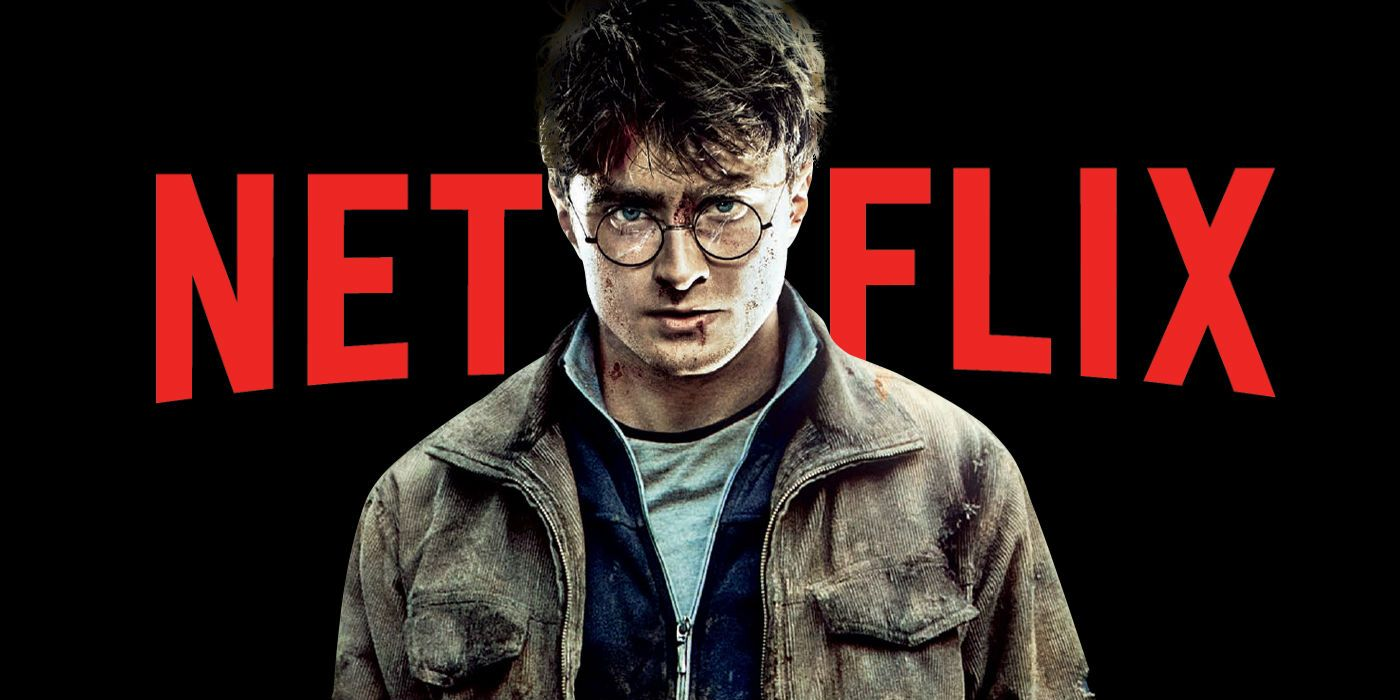 Is Harry Potter Availible on Netflix?